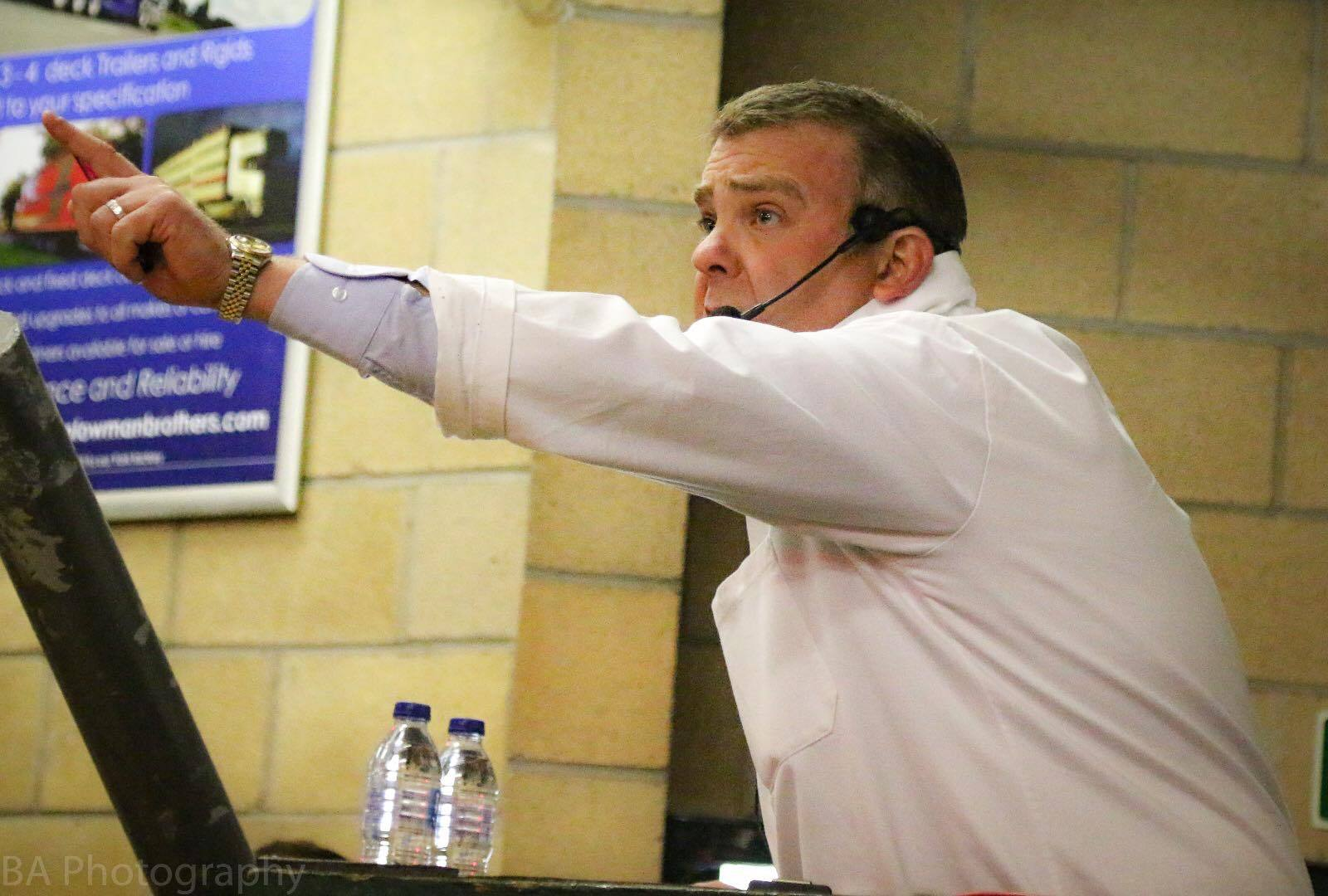 Well known auctioneer, Paul Gentry, is heading to North West Auctions to head up the livestock team there