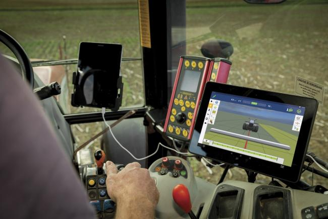 Regardless of machinery brands, Trimble's Vantage scheme aims to cut through the clutter to offer precision farming techniques