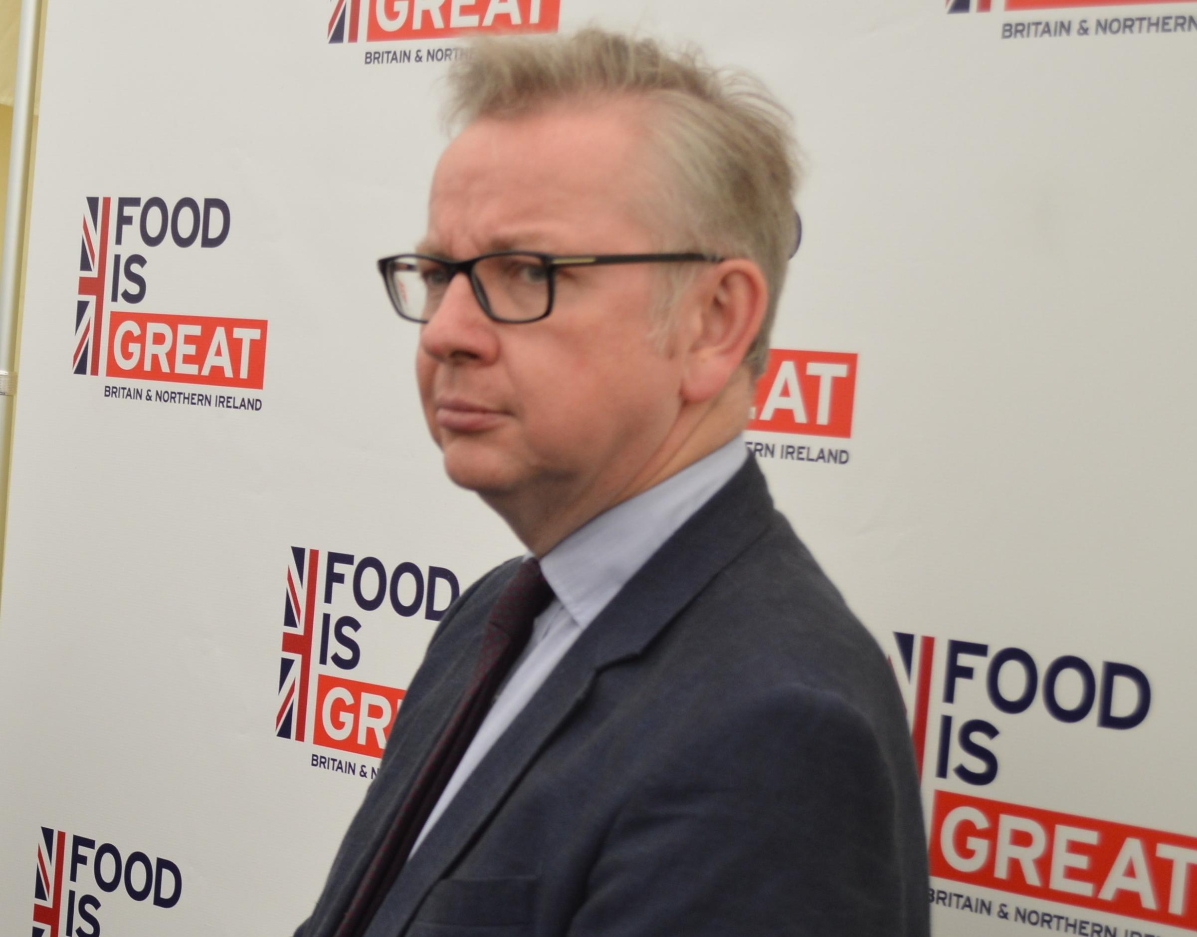 DEFRA minister Michael Gove has said he wants the UK's post-Brexit agri-policy to be 'greener' than the CAP