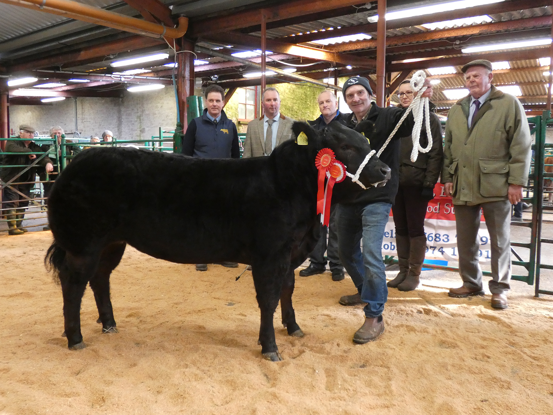 Champion from John Smith-Jackson sold for £3200