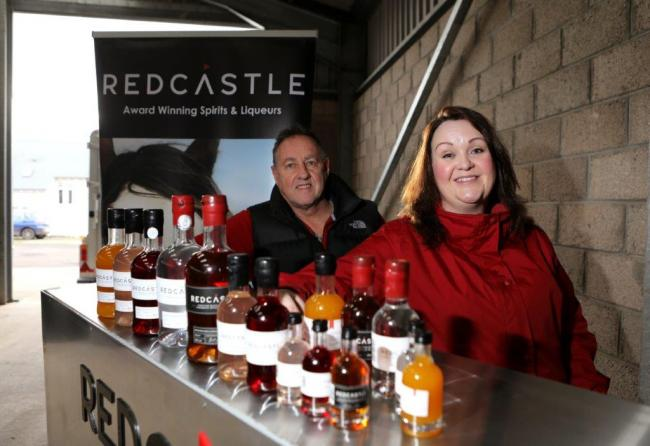 CLS - Redcastle gin cementing relationship with customers