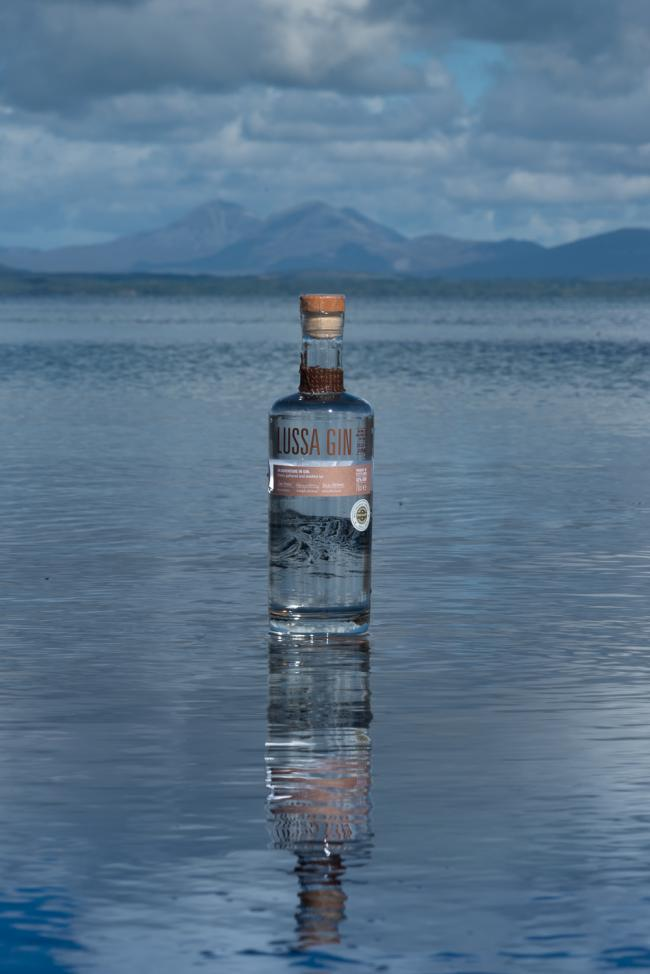 CLS - Gin from Jura's bounty