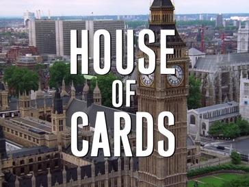 THE ORIGINAL House of Cards TV series was based on a book written by Michael Dobbs, a former Tory Party insider disillusioned by its machinations
