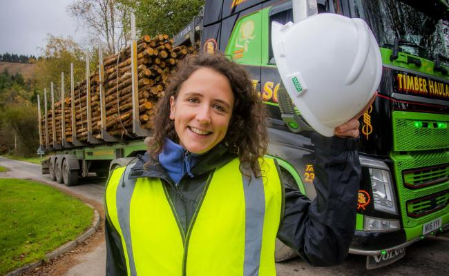 Minister for rural affairs and the natural environment Mairi Gougeon MSP