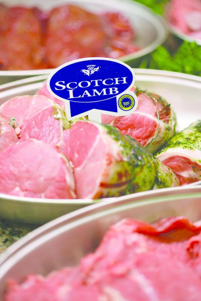 The Scottish Government announced £200,000 in funding to support Quality Meat Scotland promote Scotch lamb PGI