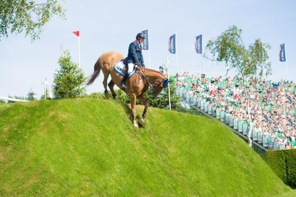 William Funnel could make history at HIckstead